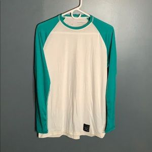 Dolly Varden baseball tee